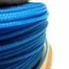 สายถัก 3 mm สีฟ้า