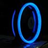 พัดลมวงแหวน Double Ring สีน้ำเงิน