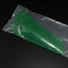 Cable Ties รัดสายไฟ สีเขียว