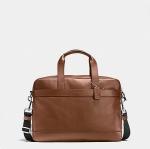 กระเป๋าผู้ชาย COACH HAMILTON BAG IN SMOOTH LEATHER F54801