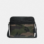 กระเป๋าผู้ชาย COACH CHARLES CAMERA BAG WITH CAMO PRINT F29052