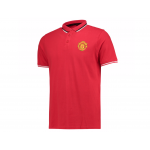 เสื้อโปโลแมนเชสเตอร์ ยูไนเต็ด Core Polo Shirt - Red ของแท้