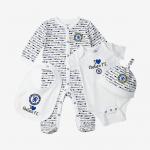 เสื้อเด็กเชลซี แบบชุดสูท Four-Piece Baby & Toddler Gift Set ของแท้