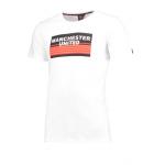 เสื้อทีเชิ้ตแมนเชสเตอร์ ยูไนเต็ด Final T-Shirt - White ของแท้