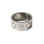 แหวนลิเวอร์พูลของแท้ 100% Liverpool fc Linked Crest Band Ring สวยงามมาก เหมาะสำหรับแฟนลิเวอร์พูล สวมใส่ เป็นที่ระลึก สะสม ของขวัญ แด่คนที่รัก