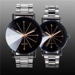 นาฬิกาข้อมือคู่รัก 002 นาฬิกาคู่ ชาย - หญิง