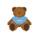 ตุ๊กตาหมีแมนเชสเตอร์ ซิตี้ We Are The Champions ของแท้
