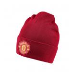 หมวกไหมพรมแมนเชสเตอร์ ยูไนเต็ด 3 Stripe Woolie Hat ของแท้