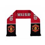 ผ้าพันคอแมนเชสเตอร์ ยูไนเต็ดของแท้ Manchester United Old Trafford Fan Scarf Red Adult