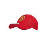 หมวกแก๊ปแมนเชสเตอร์ ยูไนเต็ด นิวอีร่า 39เธอร์ตี้ สีแดงของแท้