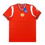 เสื้ออดิดาสแมนเชสเตอร์ ยูไนเต็ด Originals 1984 Home ของแท้