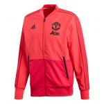 เสื้อแจ็คเก็ตแมนเชสเตอร์ ยูไนเต็ด Pre Match Jacket 2018 2019 ของแท้