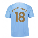 เสื้อแมนเชสเตอร์ ซิตี้ CHAMPIONS 18