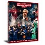 DVD รีวิวแมนเชสเตอร์ ยูไนเต็ด ซีซั่น 2016 2017