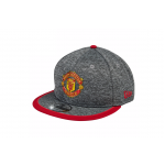 หมวกสแน๊ปแบ็คแมนเชสเตอร์ ยูไนเต็ด นิวอีร่าป๊อปปิ๊ปปิ่ง 9ฟิฟตี้ สีเทาของแท้