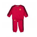 เสื้อเด็กแมนเชสเตอร์ ยูไนเต็ดขสำหรับเด็กทารก 3 Stripe Baby Jogger ของแท้