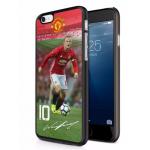 เคสไอโฟน6 แมนเชสเตอร์ ยูไนเต็ด Manchester United 3D iPhone 6 Rooney Cover