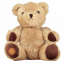 ตุ๊กตาหมีแมนเชสเตอร์ ยูไนเต็ดของแท้ Manchester United George Bear thumbnail 1