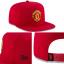 หมวกแมนเชสเตอร์ ยูไนเต็ด New Era ของแท้ Manchester United New Era Visor Print 9FIFTY Snapback Cap thumbnail 4