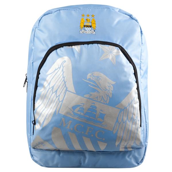 กระเป๋าเป้แมนเชสเตอร์ ซิตี้ของแท้ Manchester City Foil Print Backpack