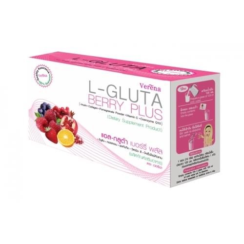 เวอรีน่า Verana L-Gluta Berry Plus 10 ซอง