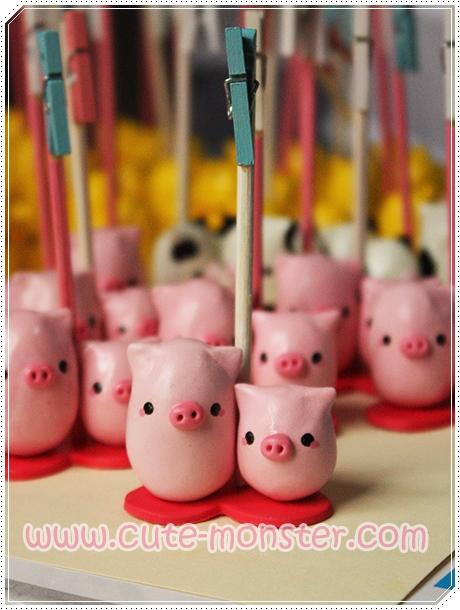 Wedding souvenirs [Pig]