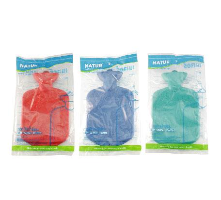 ถุงน้ำร้อน กระเป๋าน้ำร้อน Natur ขนาดเล็ก 1.5 ลิตร