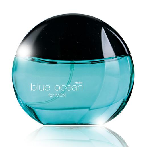 *พร้อมส่ง* Mistine Blue Ocean Perfume Spray for men มิสทีน บลู โอเชี่ยน กลิ่นหอมแนวกลิ่น ozone สะอาดสดชื่นโทนน้ำทะเลเย็นๆ