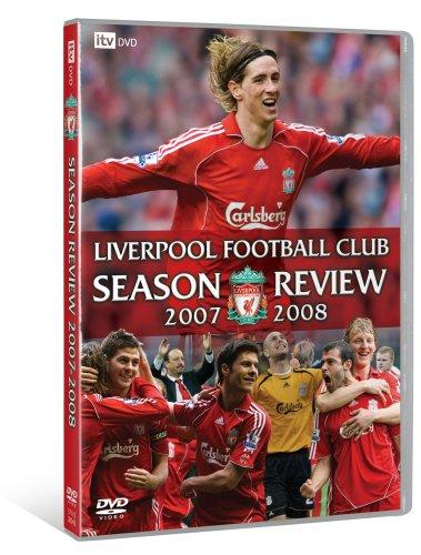 DVD รีวิวลิวเวอร์พูลฤดูกาล 2007-2008