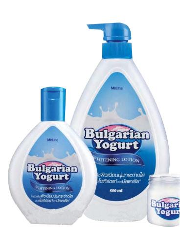 *พร้อมส่ง* Mistine Bulgarian Yogurt ผลิตภัณฑ์มิสทีน โยเกิร์ตบัลแกเรีย บำรุงผิวด้วยคุณค่าโยเกิร์ตแท้ 100%
