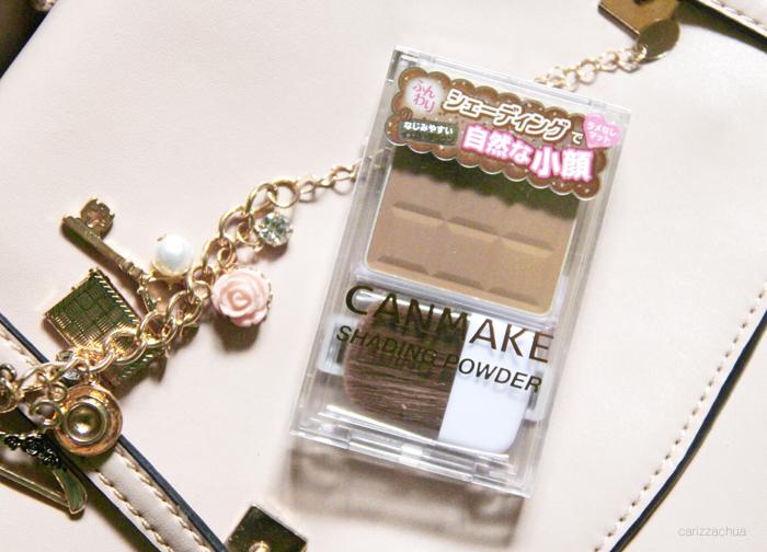 Canmake - Shading Powder #No.03 Honey Brown