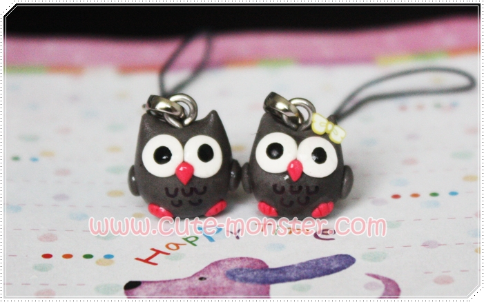 Cute owl [black]