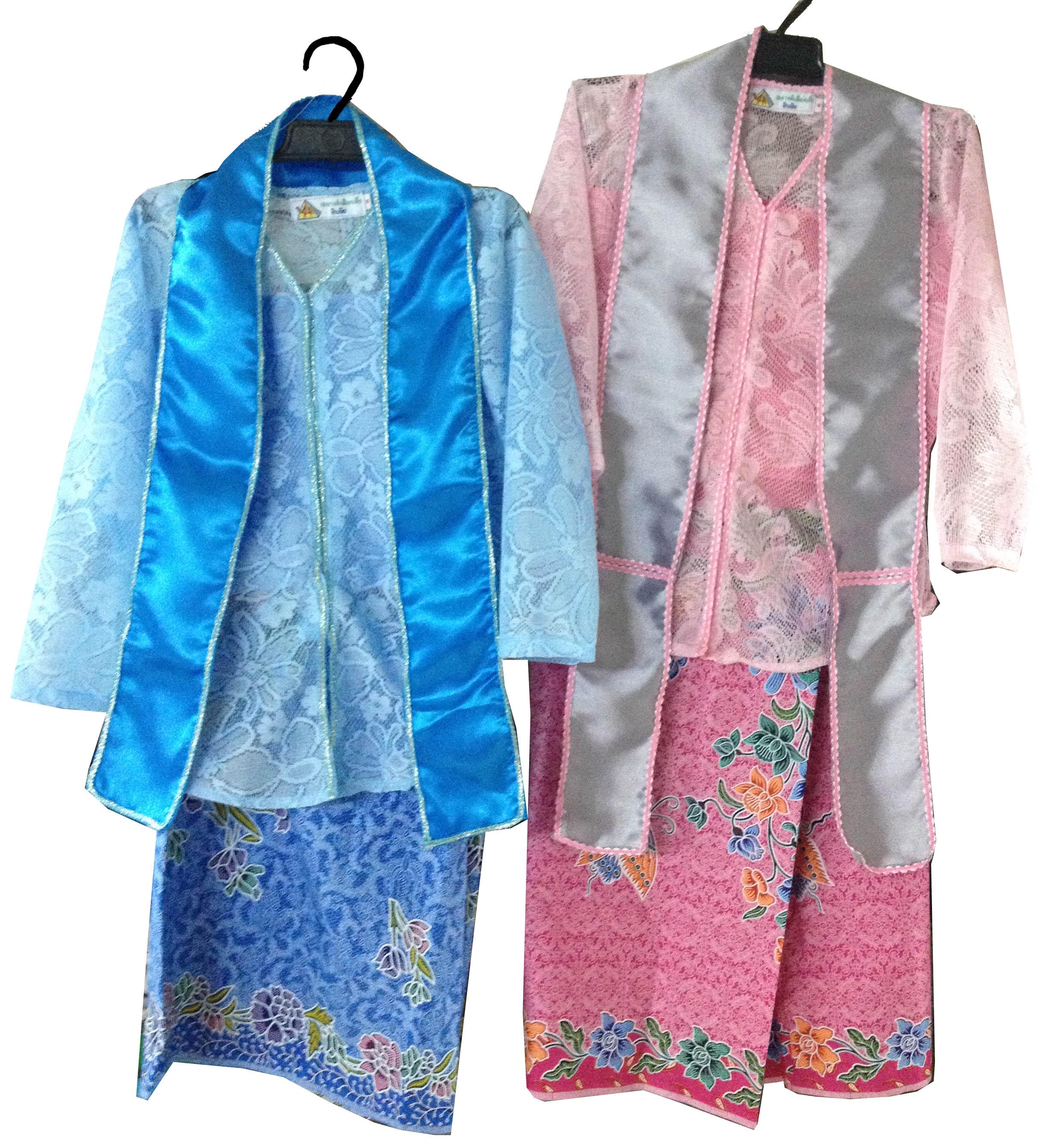 ชุด asean อินโดนีเซีย เด็กหญิง