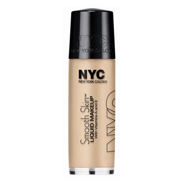 NYC - Smooth Skin Liquid Makeup #No.676