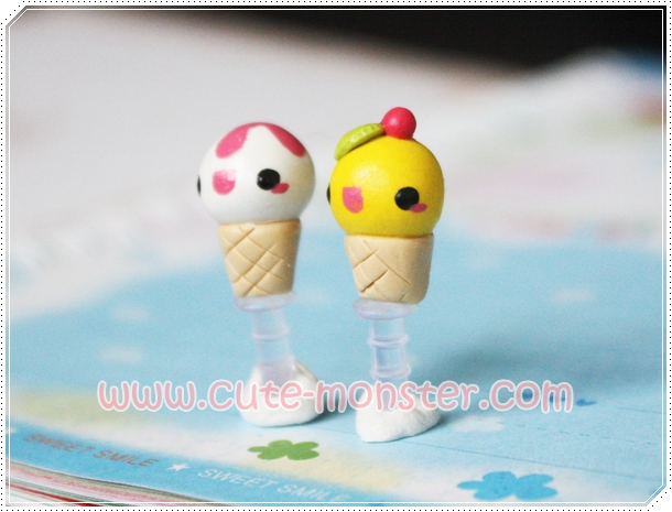 Cute ice-cream