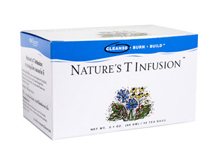 ยูนิซิตี้ Unicity Nature's Tea Infusion 30 ซอง