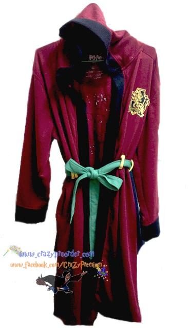 Harry Potter Bathrobe - เสื้อคลุมอาบน้ำ