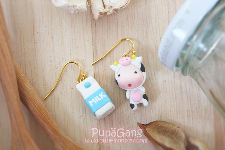 Pupa gang Chinese zodiac : Ox