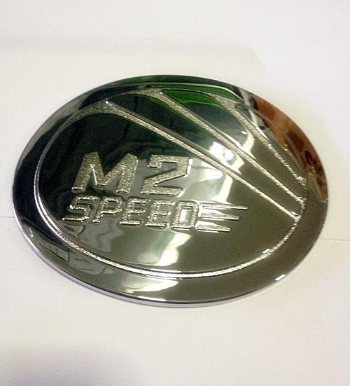 ฝาครอบถังน้ำมันโครเมี่ยม Mazda