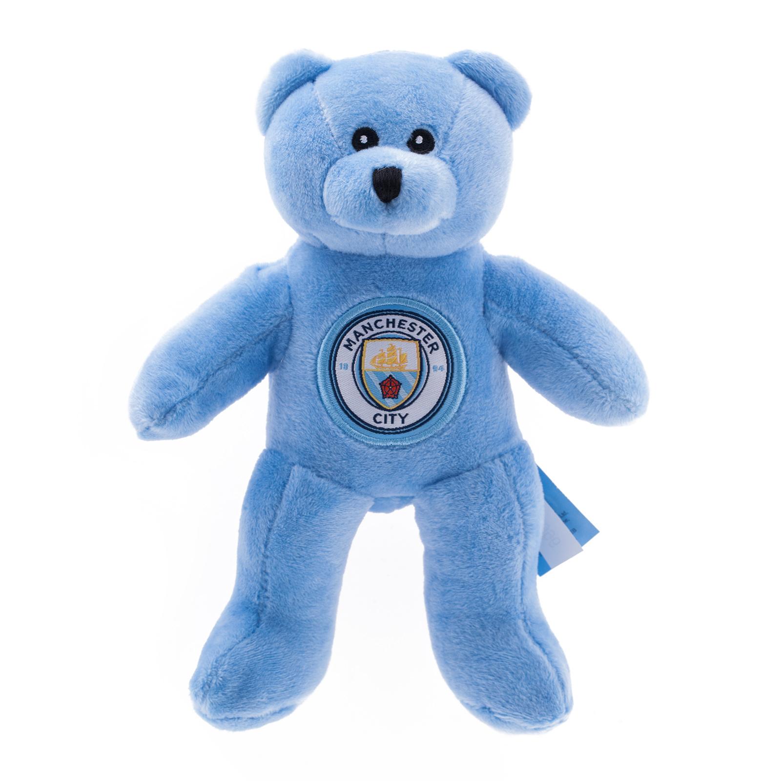 ตุ๊กตาหมีแมนเชสเตอร์ ซิตี้ Solid Bear