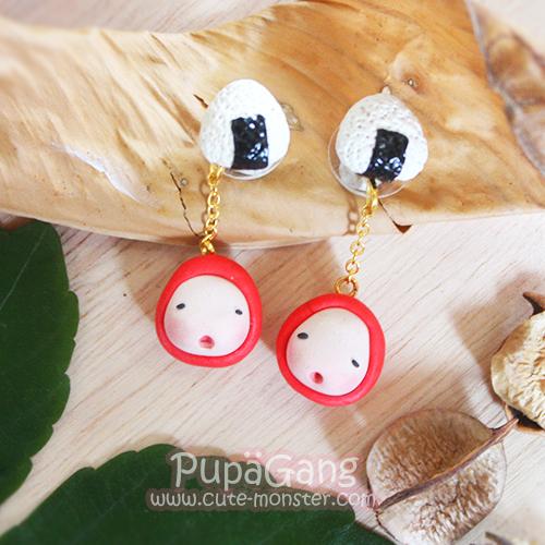 Pupa gang : Ume Onigiri (ไส้บ๊วยดอง)