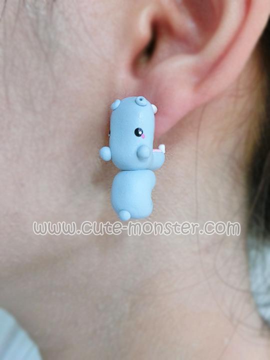 ฮิปโปงับหู Cutie Hippo