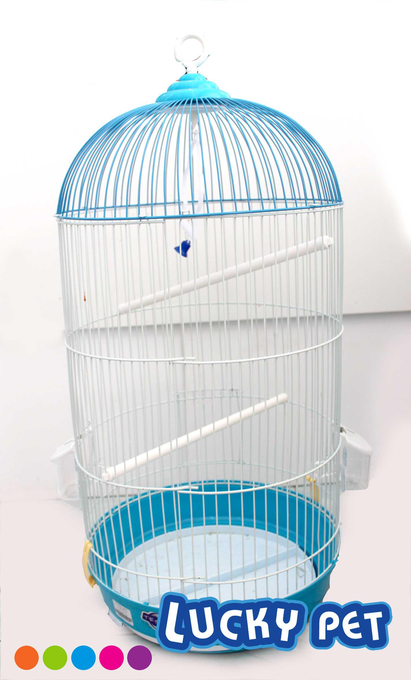 กรงนก (ขนาดกลางยาวทรงกลม 308)