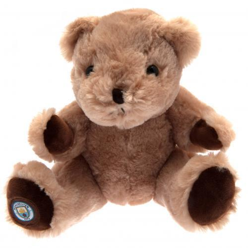 ตุ๊กตาหมีแมนเขสเตอร์ ซิตี้ Bear Soft Toy ของแท้