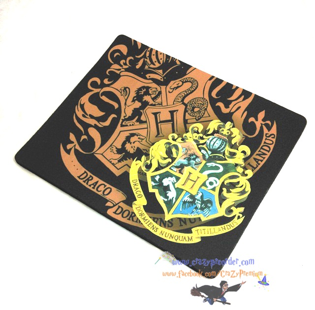แผ่นรองเมาส์ Mouse Pad Hogwarts