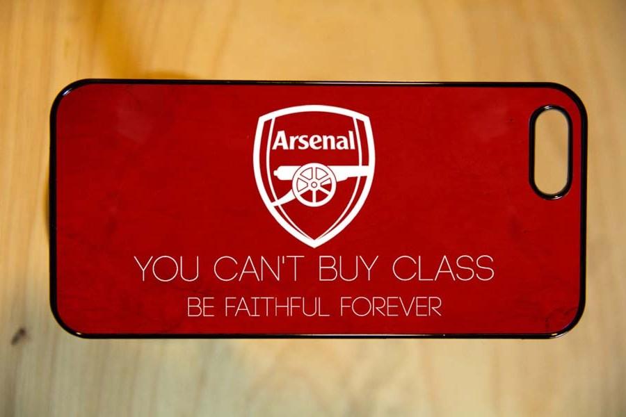 เคสโทรศัพท์ สกรีน - Arsenal