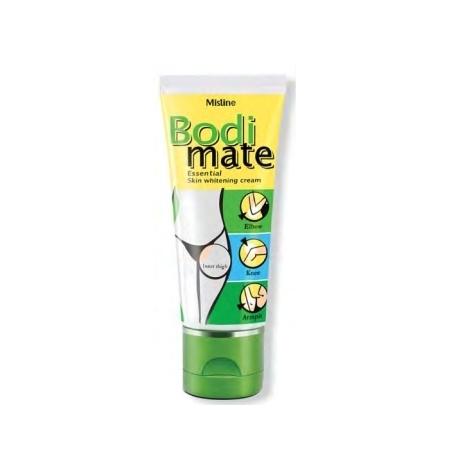 Mistine Bodimate Skin Whitening Cream ครีมปรับผิวขาวเฉพาะจุด ขาหนีบดำ รักแร้ ศอกเข่า หยุดปัญหาดำด้านกันเถอะ