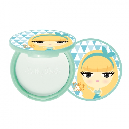 *พร้อมส่ง* Cathy Doll Magic Oil Cut Mineral Pact #Translucent