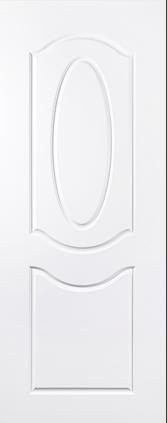 ประตู upvc polywood pn-002 ขนาด 90x200