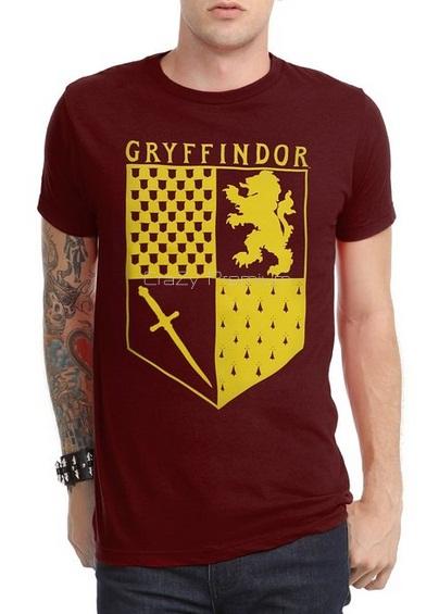 เสื้อยืดกริฟฟินดอร์ - Gryffindor T-shirt